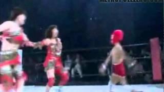 Garoto De 9 Anos No WWE