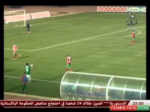 JSM Béjaia 3-1 USMM Hadjout [Résumé Vidéo]
