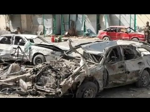 Car bomb rips through Afghan market killing 89 people