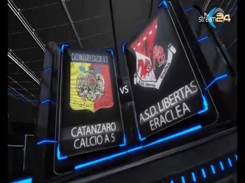 Serie A2, Catanzaro-Eraclea 0-4 (25/10/2014)