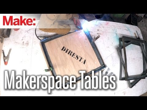 DiResta: Makerspace Tables