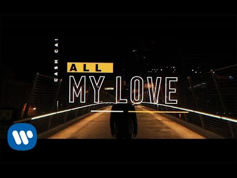 Cash Cash - All My Love (feat. Conor Maynard) [Official Lyric Video]