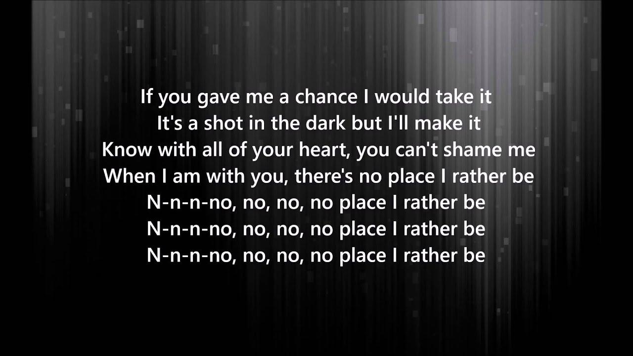 Rather be clean bandit feat jess glynne lyrics hd hq youtube