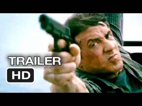 Escape Plan TRAILER 1 (2013) - Sylvester Stallone Movie HD