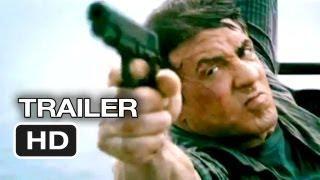 Escape Plan TRAILER 1 (2013) Sylvester Stallone Movie HD