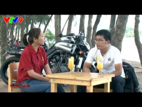 Xe & Phong cách - Vũ Đức Tuấn Khanh - Yamaha Vmax trong phim