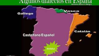 Lenguas y dialectos en España