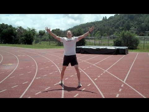 Beer Mile World Record:  4:57 by James Nielsen