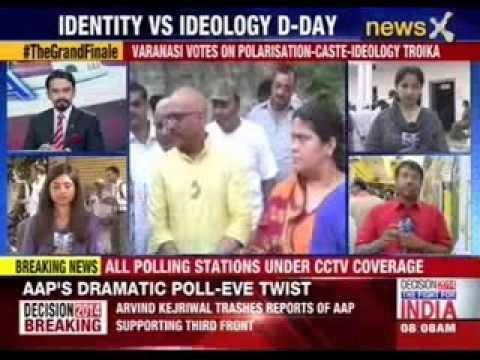 Lok Sabha Election 2014: Battle in Varanasi