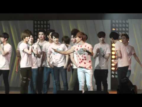 [FANCAM] 120520 All Artists- Hope SMTOWN 2012 LA