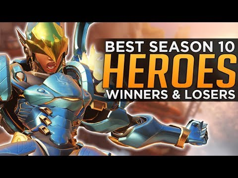 Overwatch: BEST and WORST Heroes Season 10 - Meta Discussion
