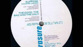 """Erasure """"The Good, The Bad And The Ugly"""" (1988)"""