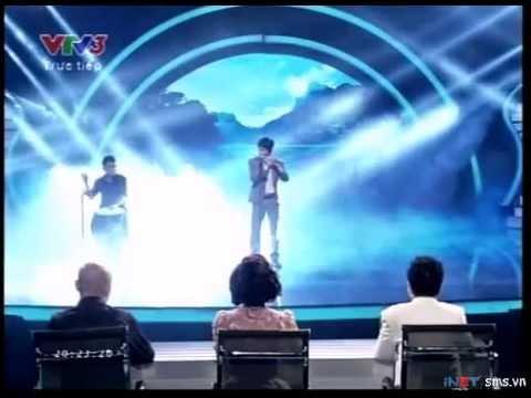 Hồ Trên Núi - Trần Hữu Kiên - Bán kết 5 Việt Nam Got Talent 2013 ngày 17_3