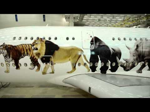 Emirates reveals United for Wildlife campaign