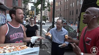 Barstool Pizza Review - Saluggi's
