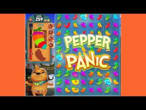Pepper Panic Saga Level 259