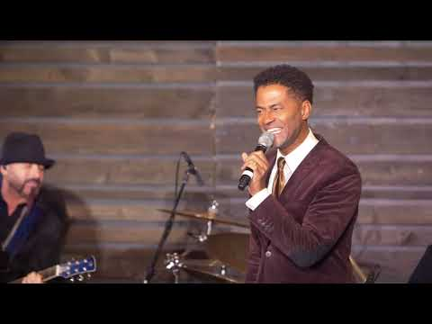 Random Music | Eric Benet | James Ingram | Tribute - Just Once