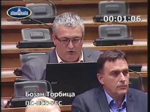 Бојан Торбица о афери