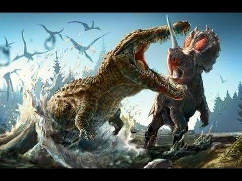 """Top 10 """"quái vật"""" khổng lồ đã bị tuyệt chủng trên Trái Đất"""