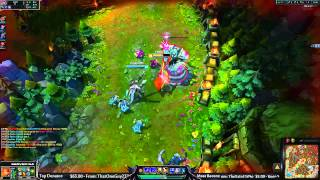 League Of Legends Gameplay Leona Guide (Leona Gameplay