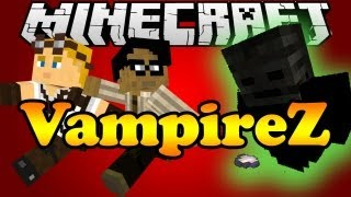[Minecraft Mini Games] VampireZ [NEW] Hypixel Server