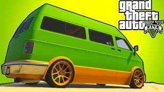 How To Get A Racer Van GTA 5 Online Tips And Tricks