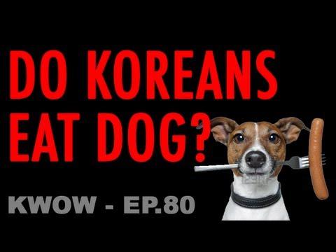 Do Koreans Eat Dog