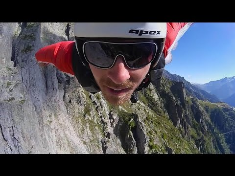 Project: Flight  | Wingsuit Skydiving & BASE Jumping