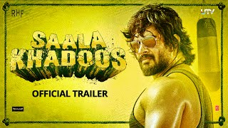 Movie Saala Khadoos Trailer