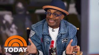 Spike Lee Says Far-Right Rally At UVA Campus Impacted His Upcoming Film 'BlacKkKlansman' | TODAY