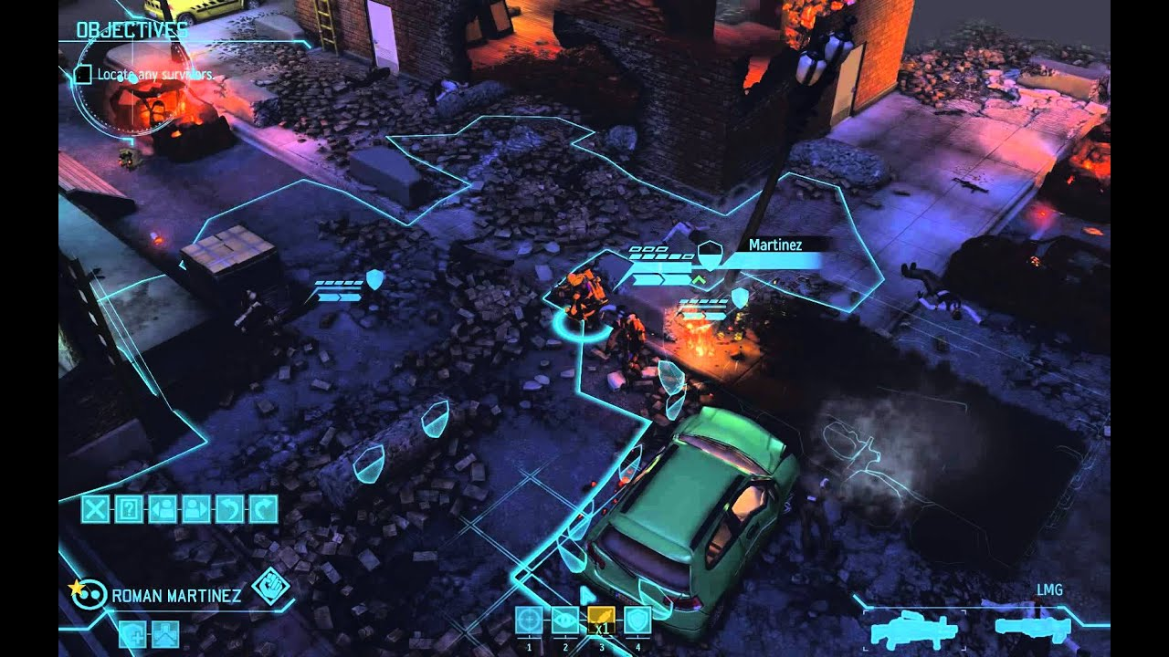 xcom enemy within classic ironman walkthrough