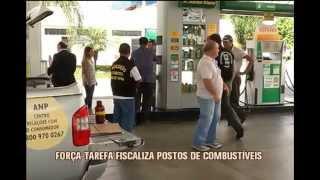Postos de combust�veis na mira da fiscaliza��o