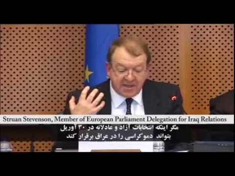 MEP Stevenson: Nouri al-Maliki has become a puppet of Iran