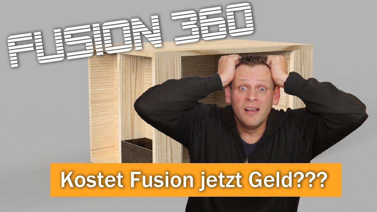 fusion 360 kostenlos