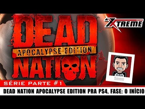 Dead Nation Apocalypse Edition Ps4 1080p