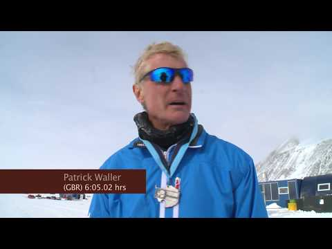 Antarctic Ice Marathon 2013 (Official Video)