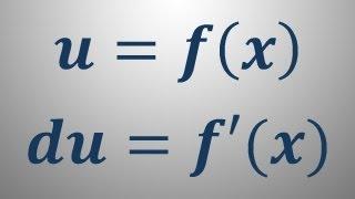 Integriranje z uvedbo nove spremenljivke 1