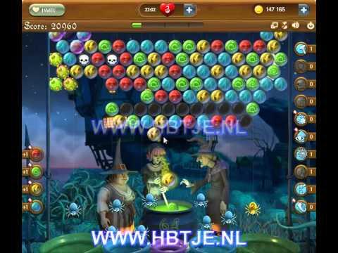 Bubble Witch Saga level 132