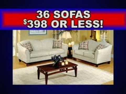 American Freight Furniture Affordable Sofas And Living Room Sets YouTube