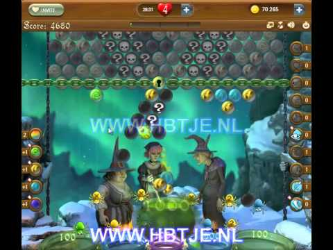 Bubble Witch Saga level 155