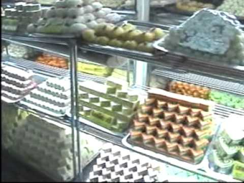 Raja Sweets ADVERTISEMENT for year 2002