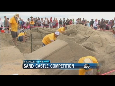 WEBCAST: World Class Sand Castle