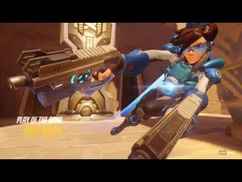 Overwatch Competitive Tracer 5k