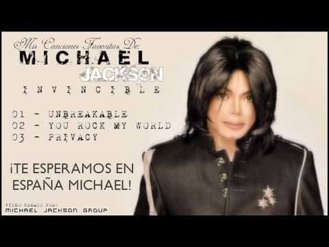 Mis Canciones Favoritas De: Michael Jackson Invincible (Video 1).