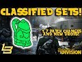 Classified Gear Sets More The Division