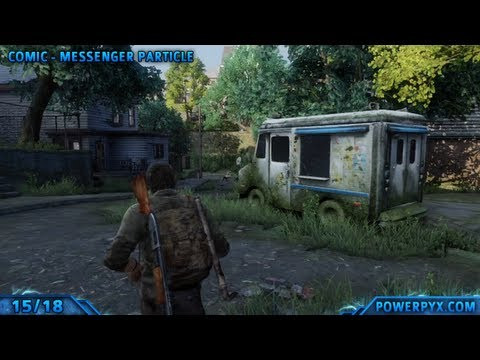 The Last of Us - Chapter 6 - All Collectible Locations (Artifacts, Pendants, Manuals, Comics)