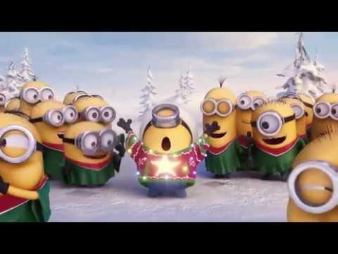 Minion hát chúc mừng giáng sinh