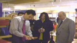 Michael Jackson na zakupach