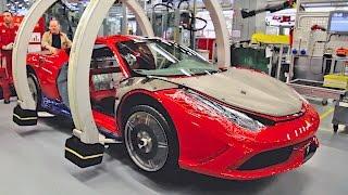Ferrari Factory. YouCar Car Reviews.