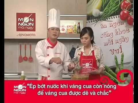 [Nấu Ăn Ngon] Bún riêu cua xí quách